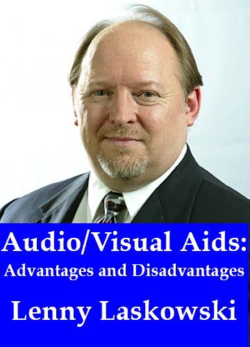 What are the benefits of visual aids?