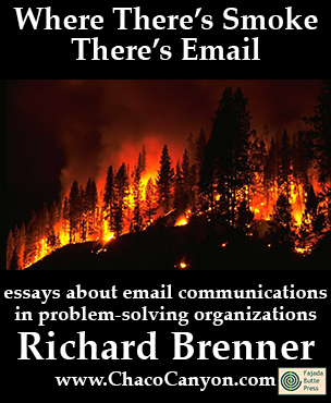 Where There's Smoke There's Email