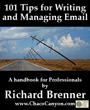 101 Tips for Writing and Managing Email, 50-pack