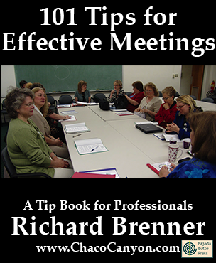 101 Tips for Effective Meetings, 100-pack