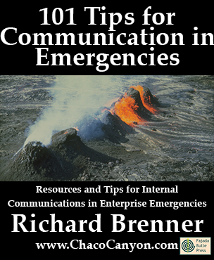 101 Tips for Communication in Emergencies, 10-pack
