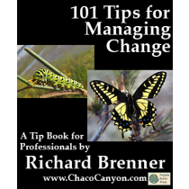101 Tips for Managing Change