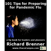 101 Tips for Preparing for Pandemic Flu, 10-pack