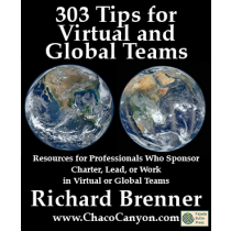 303 Tips for Virtual and Global Teams, 500-pack