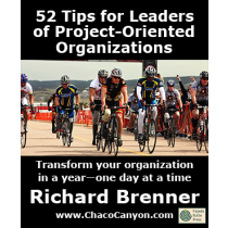 52 Tips for Leaders of Project-Oriented Organizations