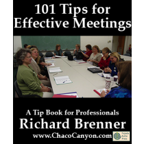 101 Tips for Effective Meetings, 10-pack
