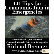 101 Tips for Communication in Emergencies, 50-pack