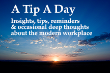 A Tip a Day