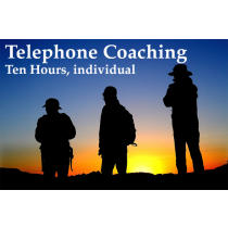 Ten hours of Telephone Coaching, individual