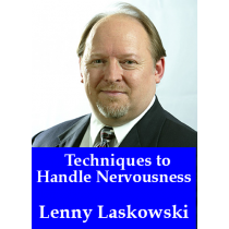 Techniques to Handle Nervousness