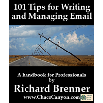 101 Tips for Writing and Managing Email, 10-pack