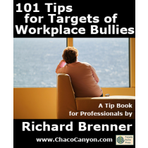 101 Tips for Targets of Workplace Bullies, 10-pack