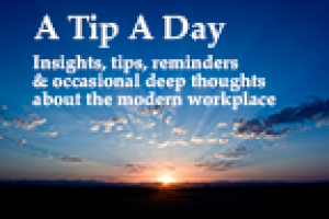 A Tip a Day