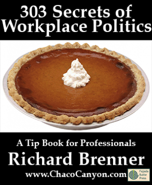 303 Secrets of Workplace Politics