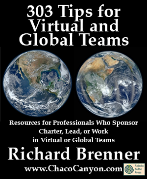303 Tips for Virtual and Global Teams, 10-pack