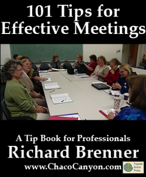 101 Tips for Effective Meetings
