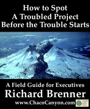 How to Spot a Troubled Project Before the Trouble Starts, 100-pack